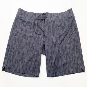 Lululemon Men's Grey Current State Board Shorts